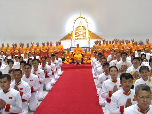 The Memorial Hall of Khun Yay Archaraya Chandra Khonnokyoong