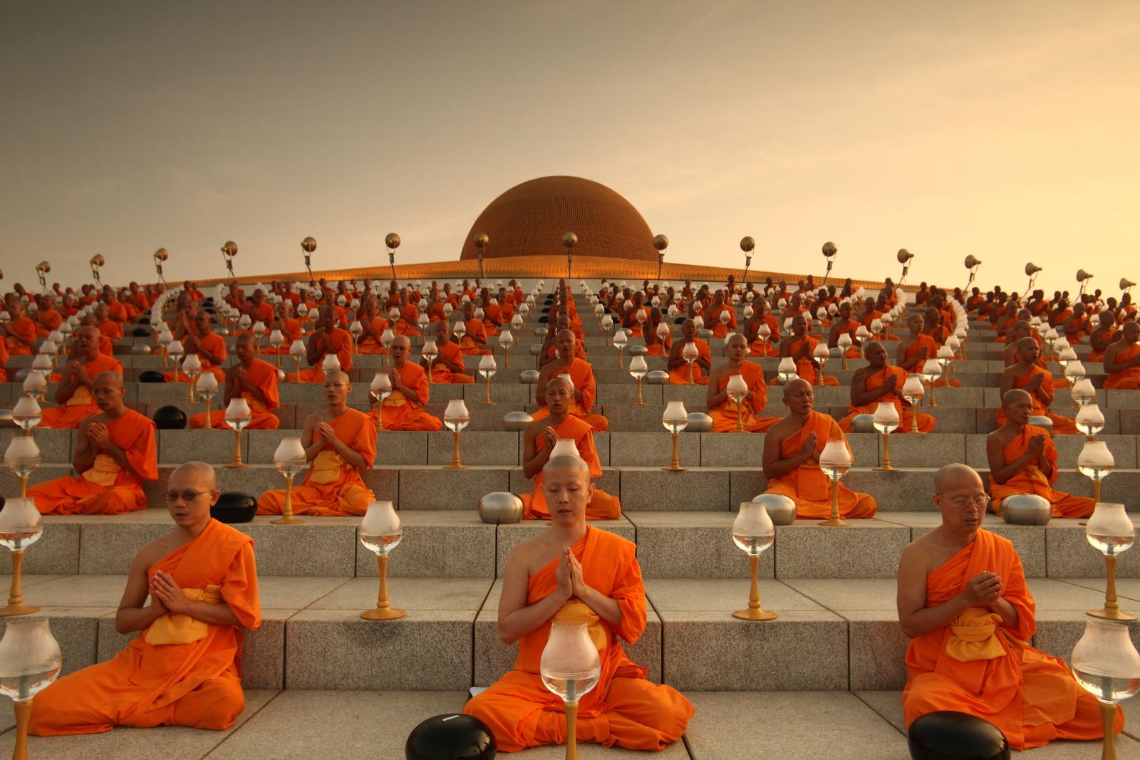 Magha Puja Dhammakaya Foundation Wat Phra Dhammakaya World